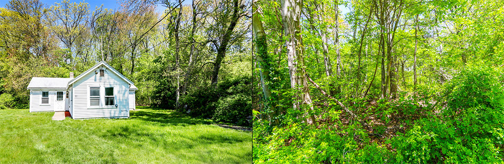 Alden Street, Dedham MA - Bungalow With Large Lot For Sale