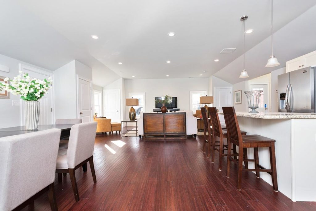 Interior Photograph of Home For Sale