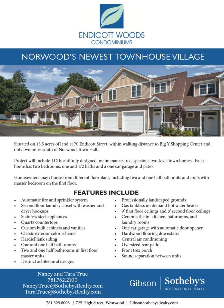 Endicott Woods Townhouse Village
