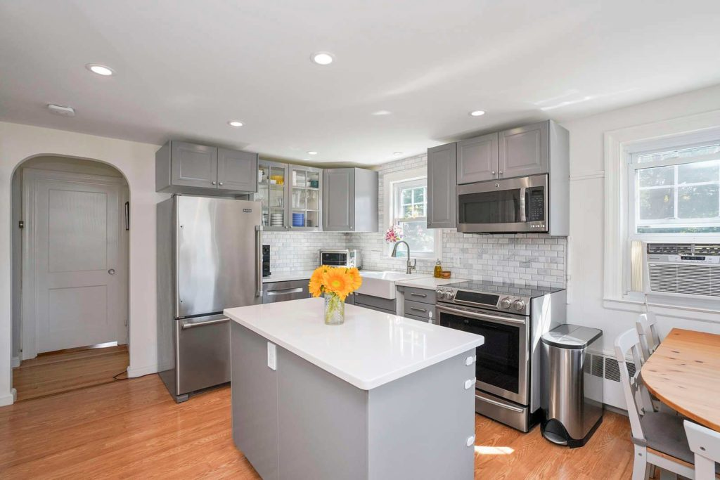 Kitchen Photography from 18 Beech Street in Dedham MA