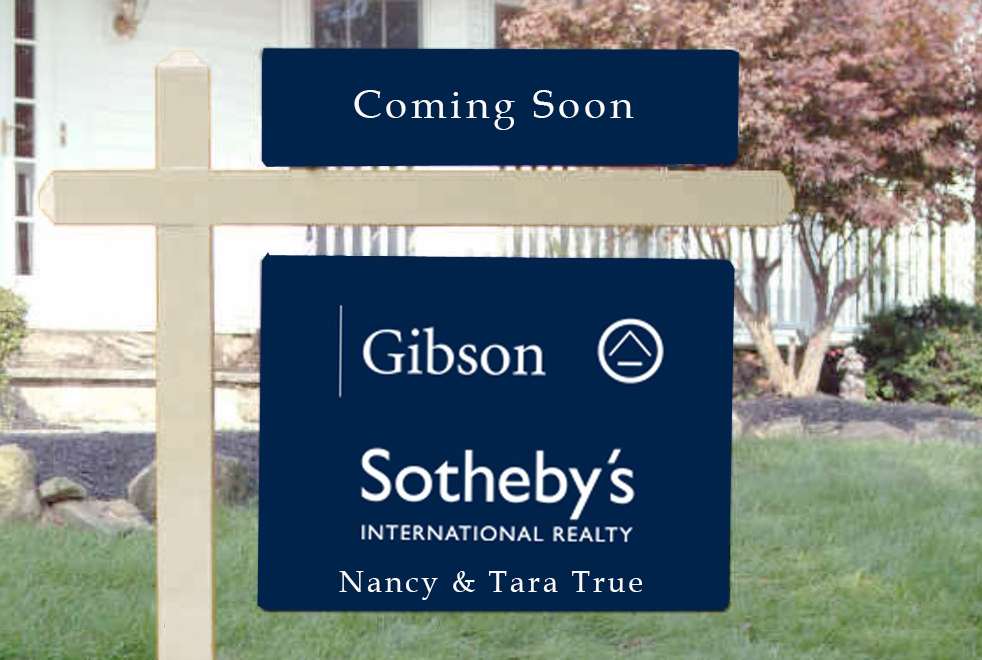 Photograph of Gibson Sotheby's Real Estate Sign